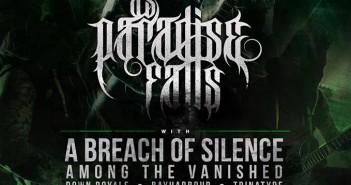 As Paradise Falls benefit show
