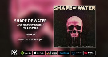 A Ghost In Manchester / Mr Sandman by Shape Of Water
