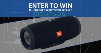 Benthos - JBL Charge 3 Bluetooth Speaker Giveaway