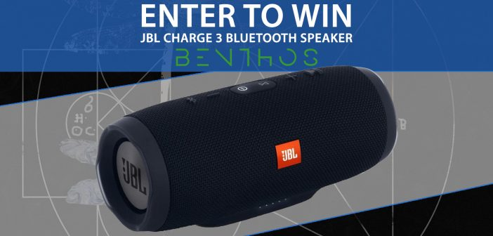Benthos - JBL Charge 3 Bluetooth Speaker Giveaway