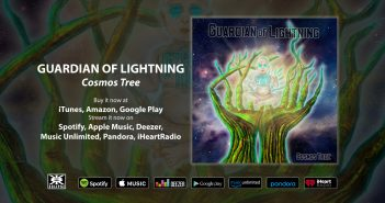 Cosmos Tree by Guardian Of Lightning out now