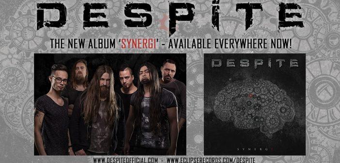 Despite Synergi out now!