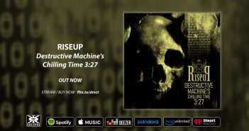 Destructive Machines Chilling Time 327 by RiseuP (outnow)
