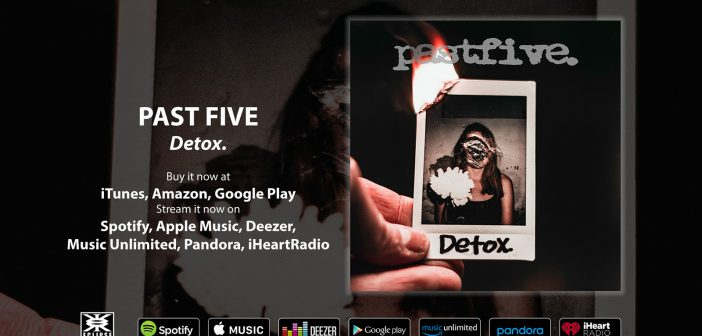 Detox by Past Five out now