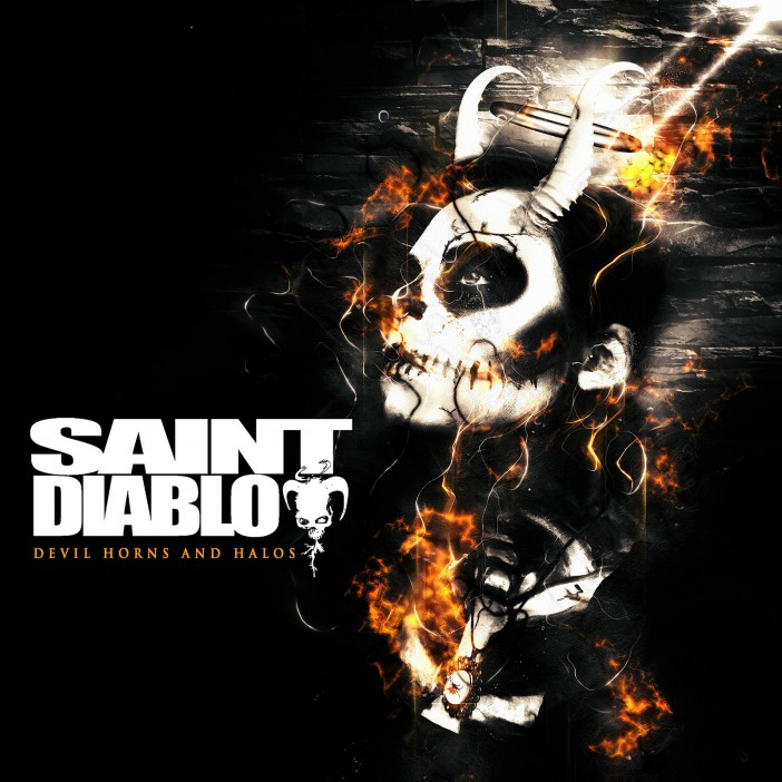 Devil Horns and Halos - Saint Diablo