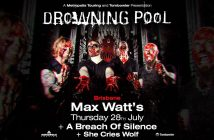 Drowning Pool A Breach of Silence Max Watts