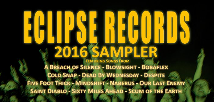 Eclipse Records 2016 Q1 Sampler