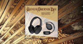 Genus Ordinis Dei - Skullcandy Hesh 3 Giveaway