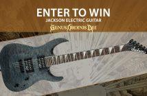 Genus Ordinis Dei - Jackson Guitar giveaway
