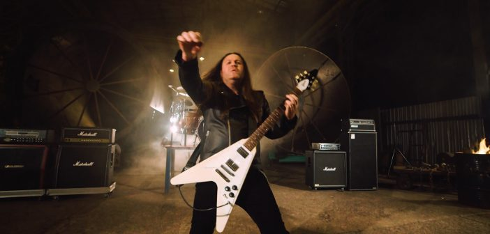 Guardian Of Lightning Raise Your Sword music video
