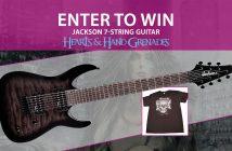 Jackson Dinky Guitar giveaway