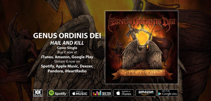 Hail and Kill Manowar cover by Genus Ordinis Dei