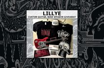 Lillye Guitar Bose & Merch Giveaway