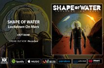 Lockdown On Mars by Shape of Water out now!