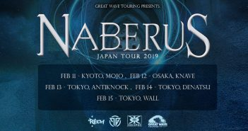 Naberus Japan Tour 2019