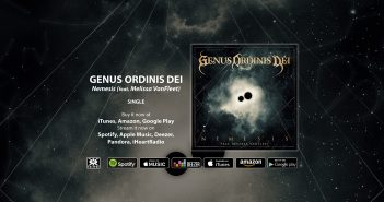 Nemesis by Genus Ordinis Dei Melissa VanFleet out now