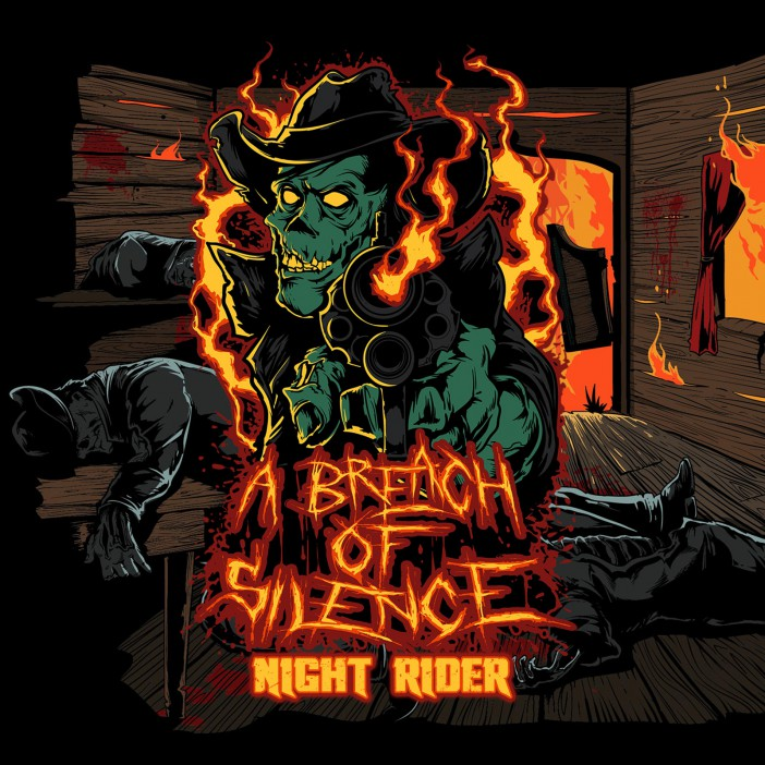 Night Rider - A Breach of Silence