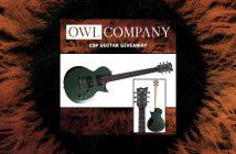 Owl Company ESP guitar giveaway