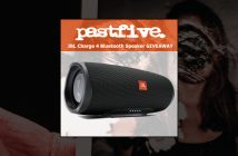 Past Five - JBL Charge 4 Bluetooth Speaker Giveaway