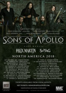 Sifting Sons of Apollo Felix Martin