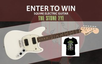 The Stone eye - Squire Electric Guitar
