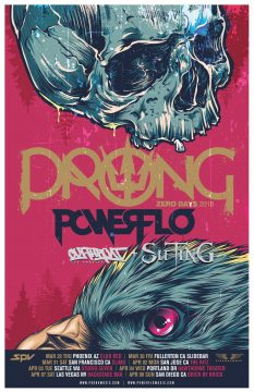 Sifting Prong Powerflo Tour