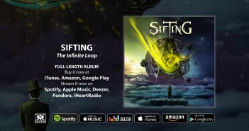 The Infinite Loop album by Sifting out now!