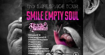 Smile Empty Soul Hearts & Hand Grenades Tour
