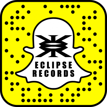 Snapcode for Eclipse Records (Snapchat)