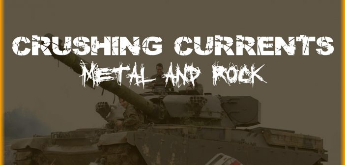 Spotify Playlist - Crushing Currents Metal Rock Music