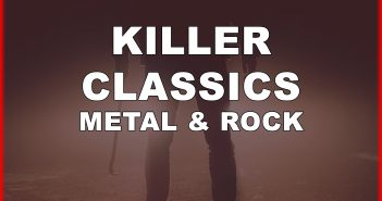 Spotify Playlist - Killer Classics Heavy Metal Bands