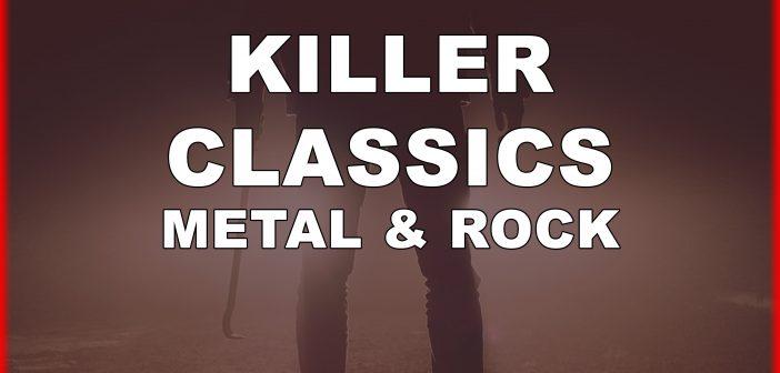 Spotify Playlist - Killer Classics Heavy Metal Bands