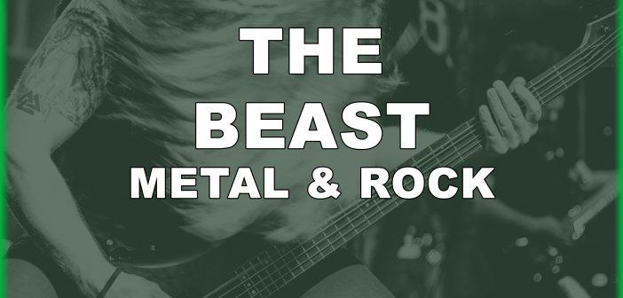 Spotify Playlist - The Beast Metal Rock Music