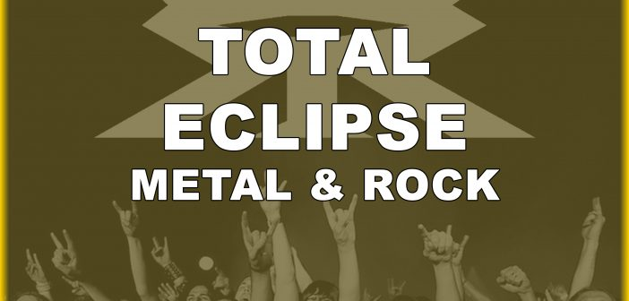 Spotify Metal Music Playlist - Total Eclipse Metal & Rock Music