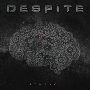 Synergi Despite album cover