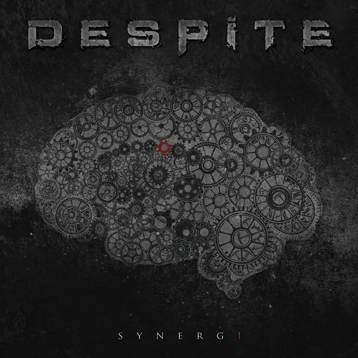 Synergi Despite album cover