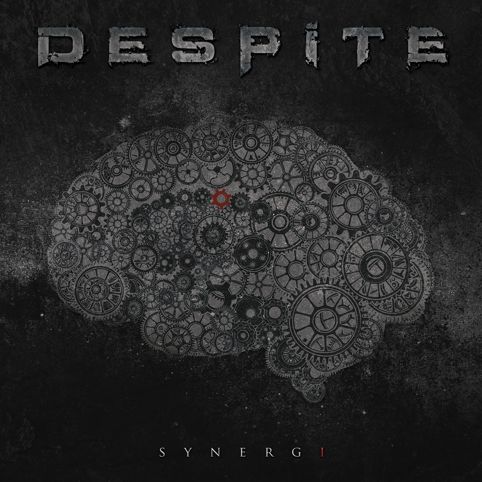 Synergi by Despite - stream or download music, buy compact disc and merchandise, connect with the band and discover more metal music at Eclipse Records