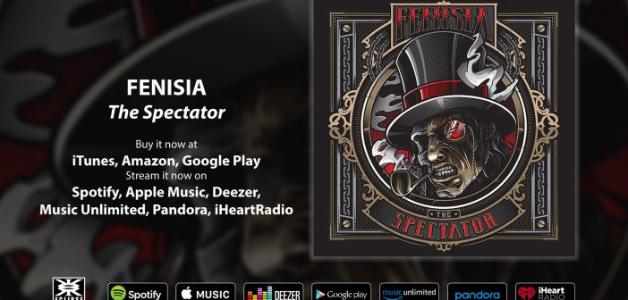 The Spectator by Fenisia - out now!