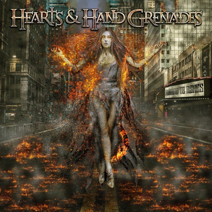 Turning To Ashes by Hearts and Hand Grenades