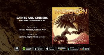 Saints and Sinners new album from Twelve Noon Available Now!