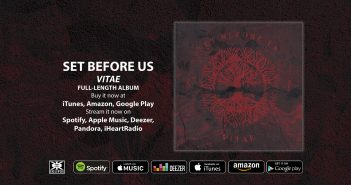 Vitae by Set Before Us album out now!
